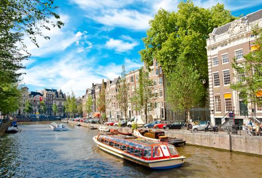 Amsterdam-Auszeit zum Spartarif