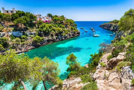 Vuelos directos a Mallorca
