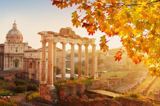 5* luxury central Rome city break w/flights, free breakfast & rooftop bar