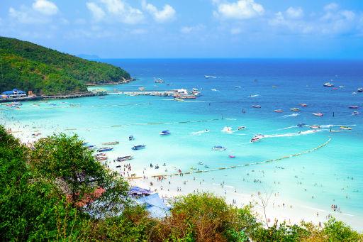Genieten in paradijselijk Thailand