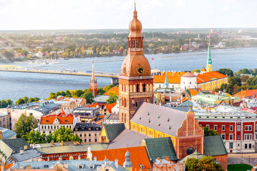 Citytrip Riga voor een bodemprijsje