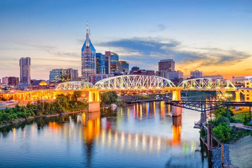 Bargain Nonstop Nashville Flights