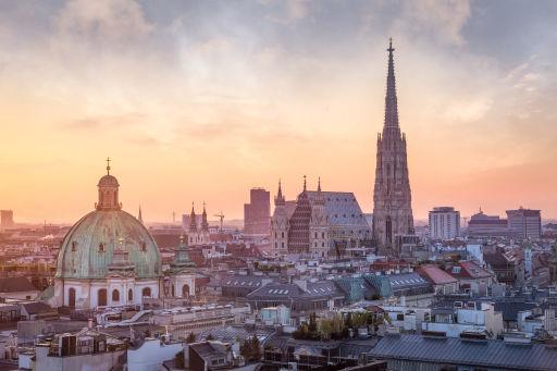 Citytrip naar Wenen