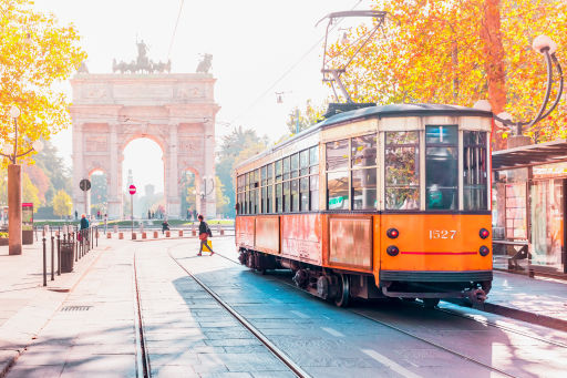ARRR! Tanie loty do Mediolanu