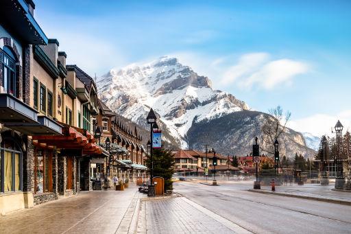 Fantastic Rates on a Banff Vacation