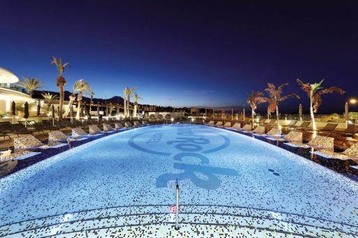 Habitación Deluxe Silver en el Hard Rock Tenerife 5*