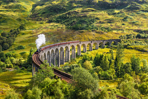 Historic trains and legendary routes!