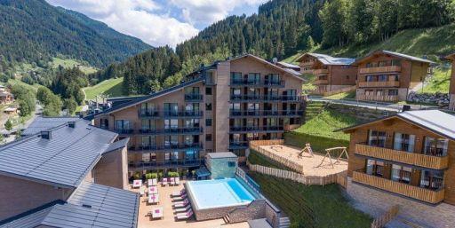 Alpiner Luxus in Wagrain