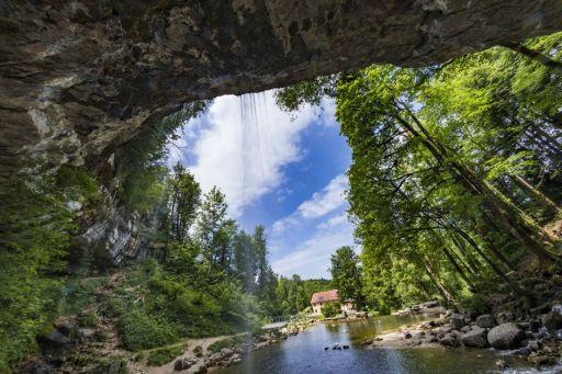 Hôtel bien être en nature dans le Jura