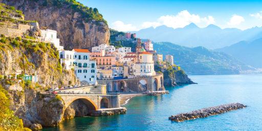 Superbe appartement sur la côte Amalfitaine