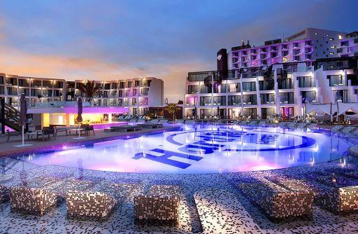 Vacaciones de LUJO en Ibiza en el Hard Rock Hotel 5*