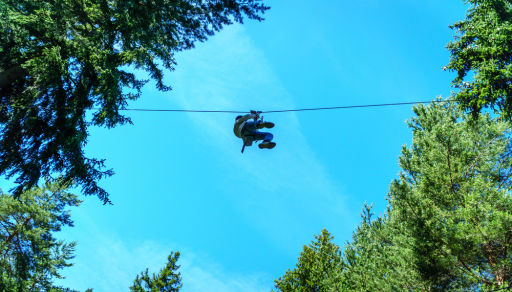 The FASTEST zip line in the world is right here in the UK😱