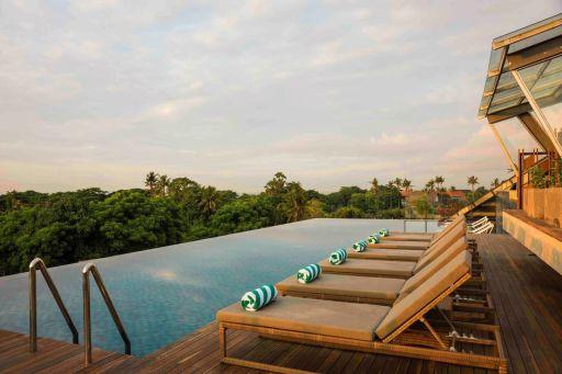 Paradijselijke vakantie naar Bali!