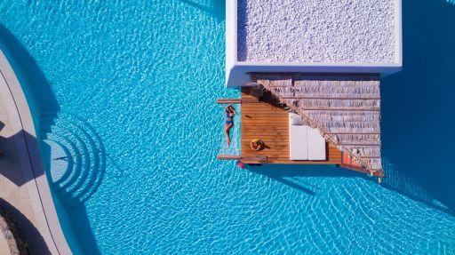 Stella Island 5*, el resort de lujo inspirado en las Islas Maldivas