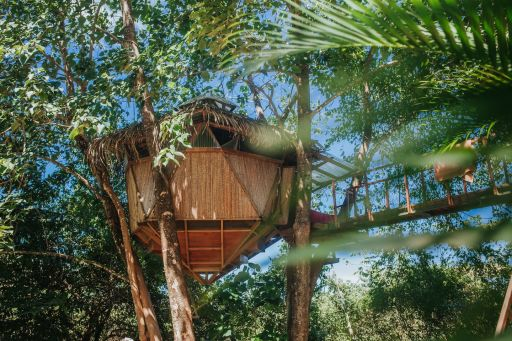 Rainforest Treehouse in Costa Rica from $64 a Night!