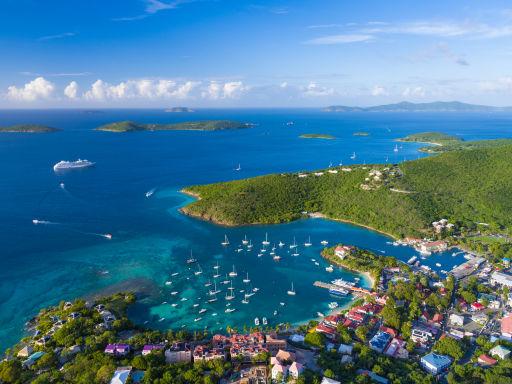 Virgin Islands Flights