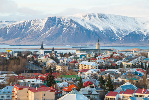 Return flights to Iceland! (early summer dates)