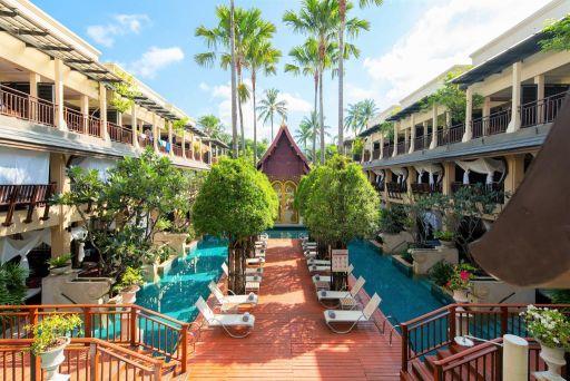 Bijzonder 5*-Resort in Thailand