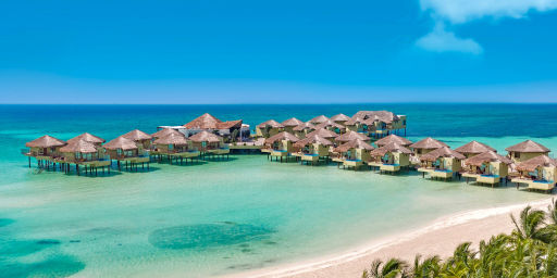 Mexico's Only Overwater Bungalows: 5 Stars, Adults-Only, & All-Inclusive