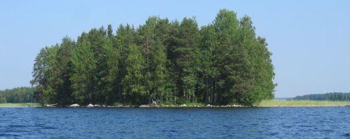 Kup wyspę w Finlandii
