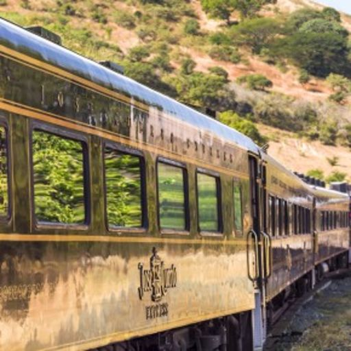 All-you-can-drink Tequila train in Mexico!