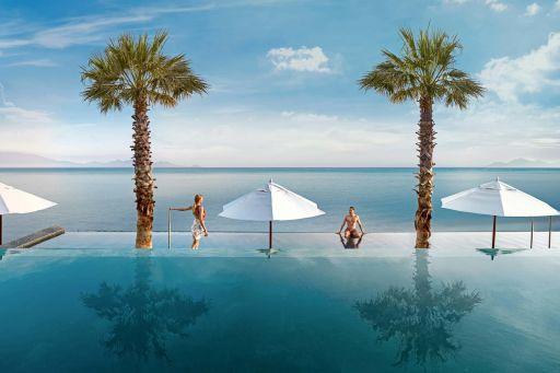 5* 7nts all-inc beachfront Kos holiday w/flights