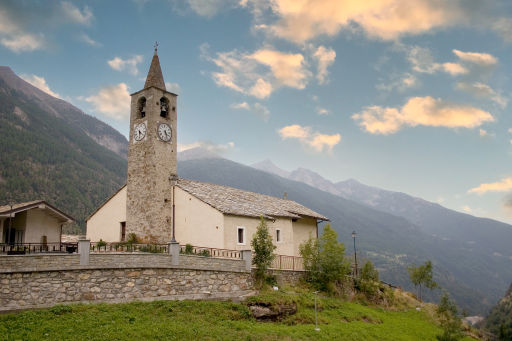 Domy za 1 euro w górach we Włoszech