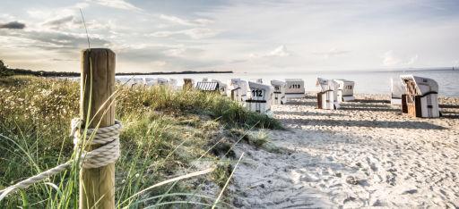 Flexible Auszeit an der Ostsee