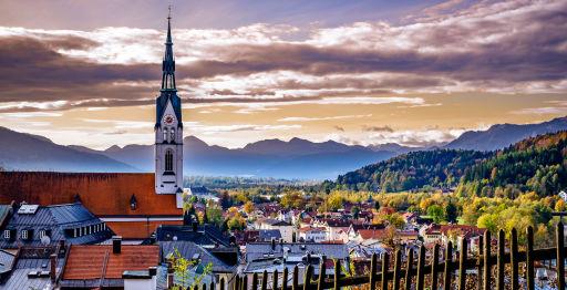 Oberbayern-Kurztrip mit 171€ Ersparnis