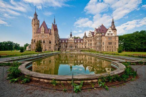 ♕ Najpiękniejszy pałac w Polsce! ♕
