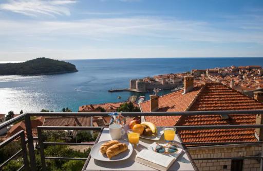 Najpiękniejsze noclegi Airbnb w Chorwacji