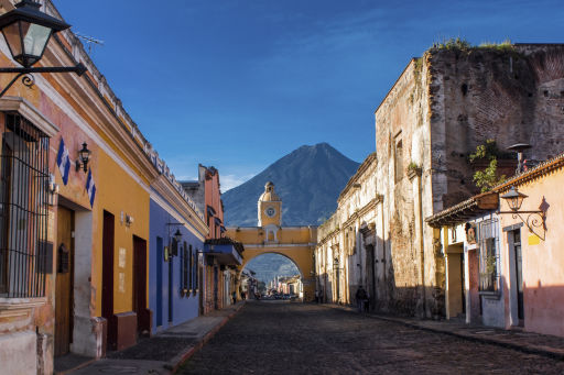 Weeklong Antigua, Guatemala Vacation from the Low $200s!