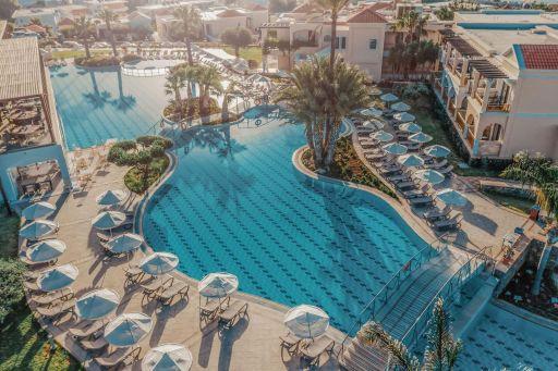 Rhodes: luxury 7nts 5* holiday with flights & half board
