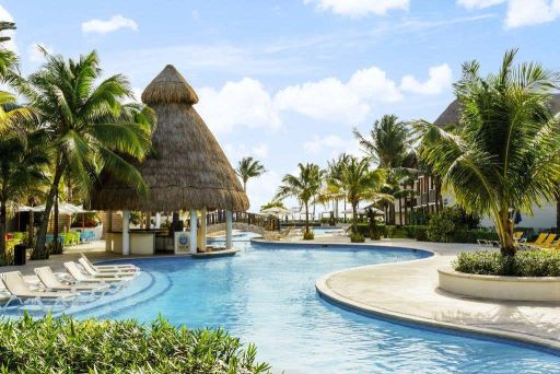 4* all-inc Mexico beach holiday