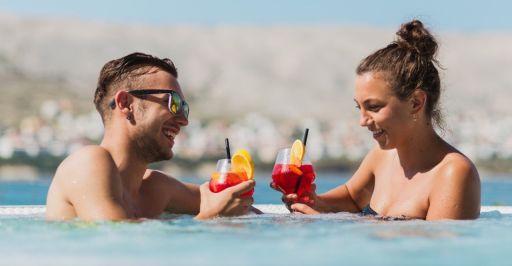 Chorwacja All Inclusive: tydzień w 4* hotelu SPA przy samej plaży na wyspie Pag