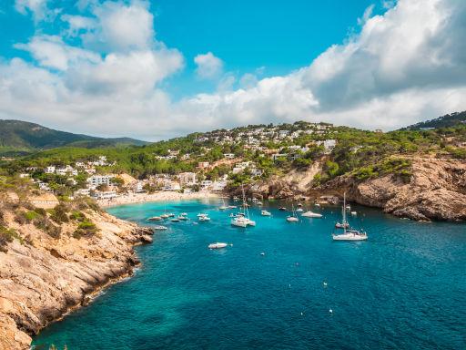 Vols vers Ibiza à moins de 50€