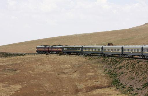 10 najdłuższych podróży pociągiem
