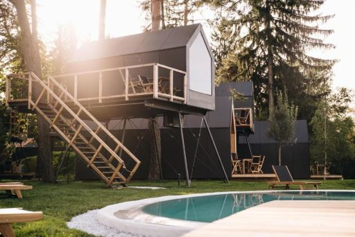 Chocolate-Themed Glamping in Slovenia