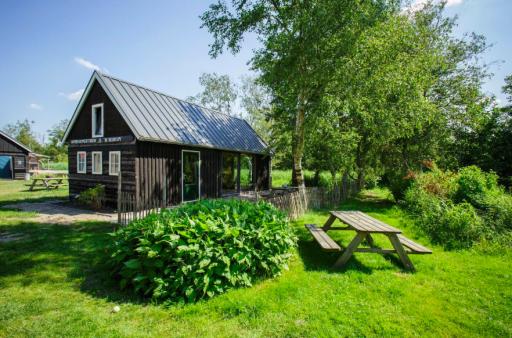 Een oase van rust in Friesland