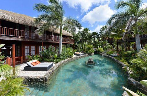Een schitterend resort op Curaçao in mei!