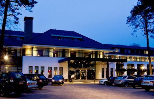 Heerlijke kamer met whirlpool bij 4*-Van der Valk Harderwijk