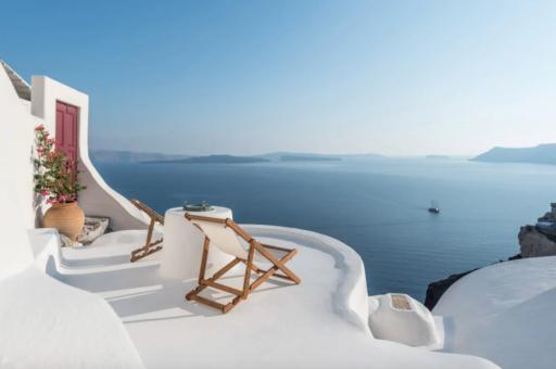 Lista najpiękniejszych Airbnb w Grecji