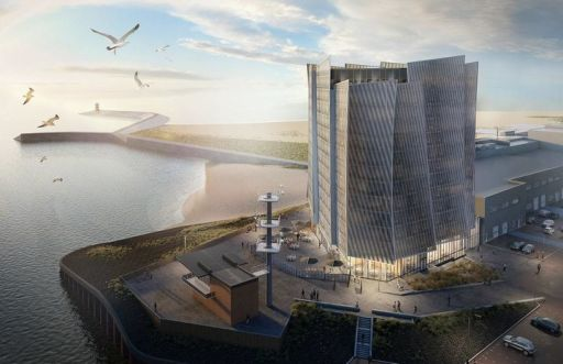 Oh Oh! Gloednieuw hotel aan zee in Den Haag