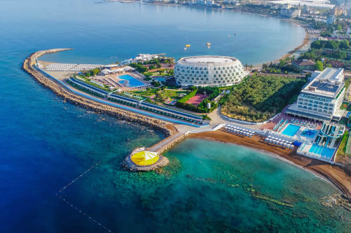 5° Resort mit Panorama in der Türkei
