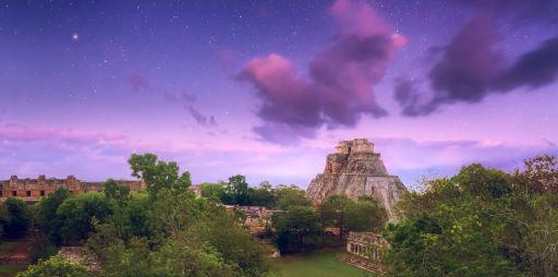 4° Resort mitten im Dschungel von Yucatan