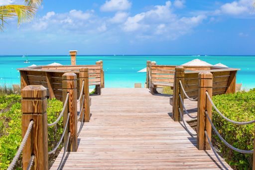 Fly Nonstop to Turks and Caicos