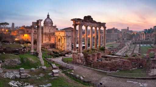 Rom-Kurztrip für unter 100€