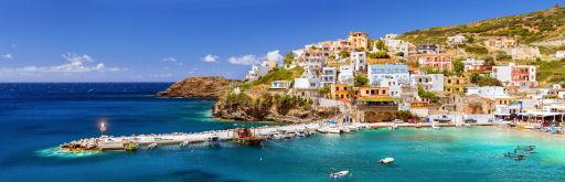 Hôtel 4* et demi-pension en Crète