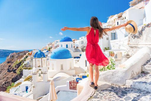 ARRR! Tanie loty na Santorini w lipcu - DRUGI BILET GRATIS!!!