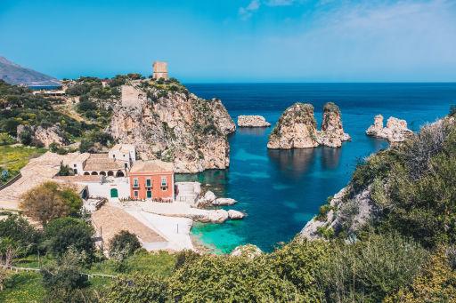 Vuelos a Sicilia en verano